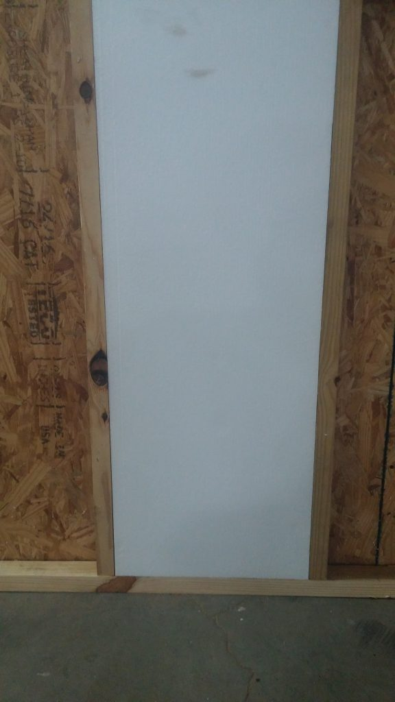 Sheathing Panel Insulation